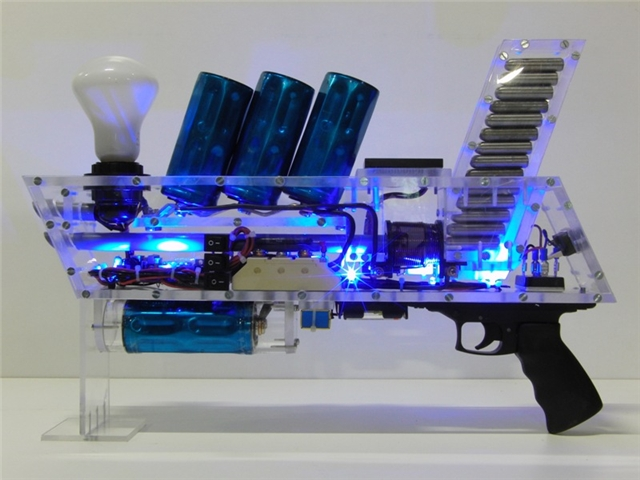 15 Апреля 2011 - Пушка Гаусса